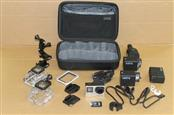 GoPro HERO4 Camcorder - Silver W/ ACCESSORIES